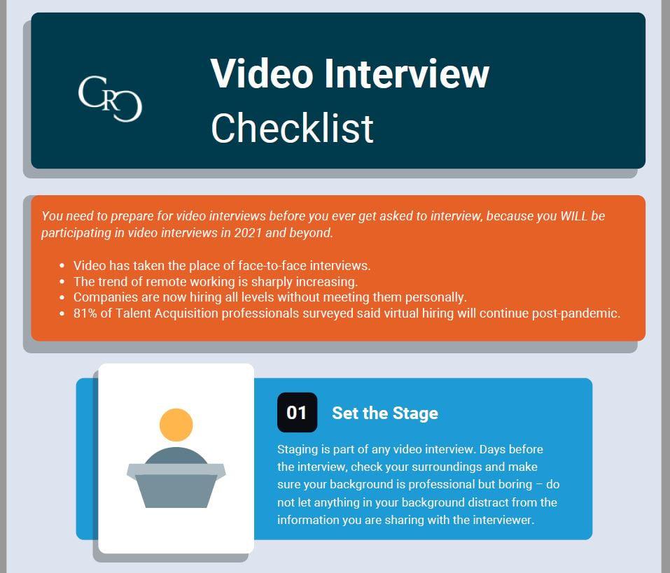 Video Interview Checklist JPG